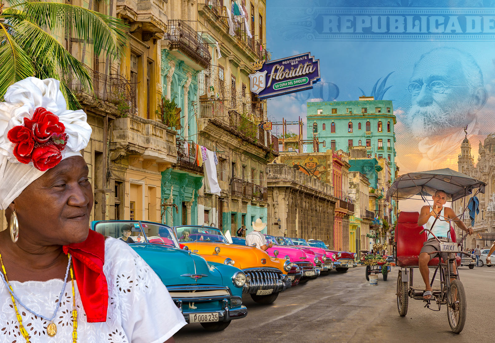 Home Dona Habana Restaurant
